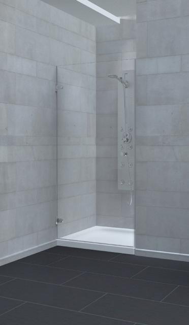 duscht re f r nischen serie life loop typ n100 duschzeit shop f r hochwertige duschen. Black Bedroom Furniture Sets. Home Design Ideas